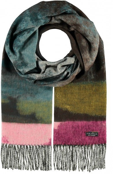 Abstract Landscape Scarf