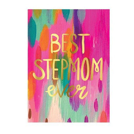 Best Step Mom Mother's Day Card
