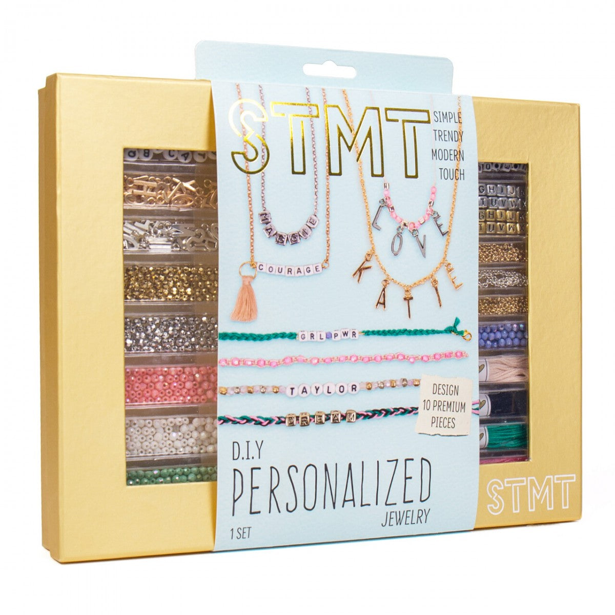 D.I.Y. Personalized Jewelry Kit