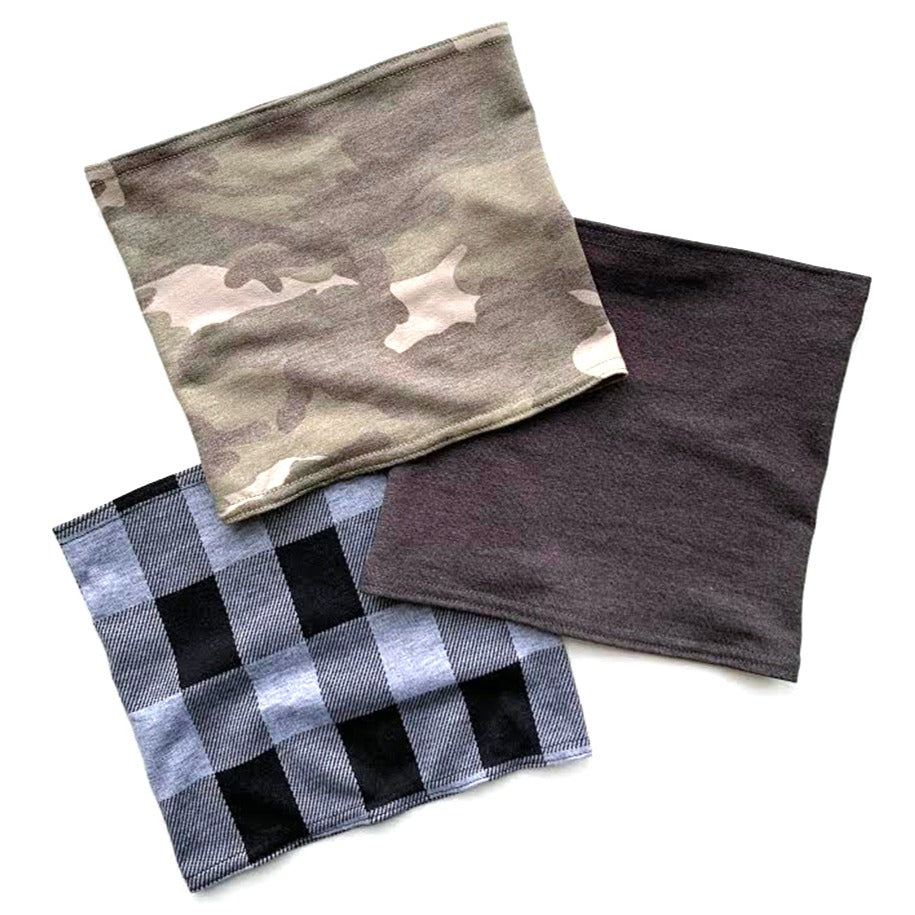 Men's Face Gaiters