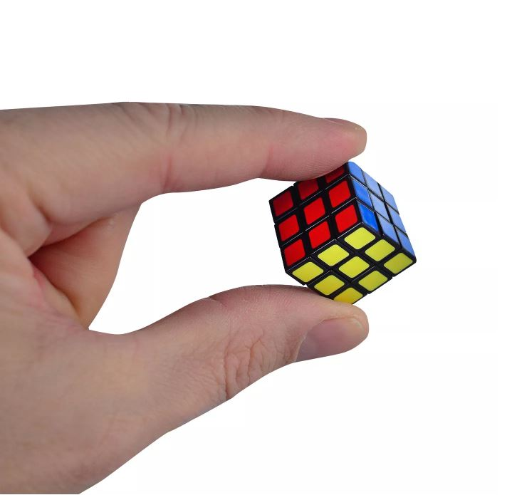 World's Smallest Rubik's Cube