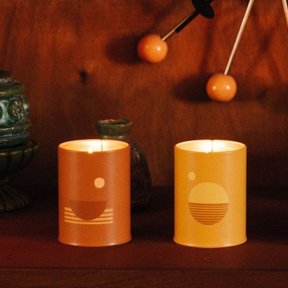 Sunset Candle Collection