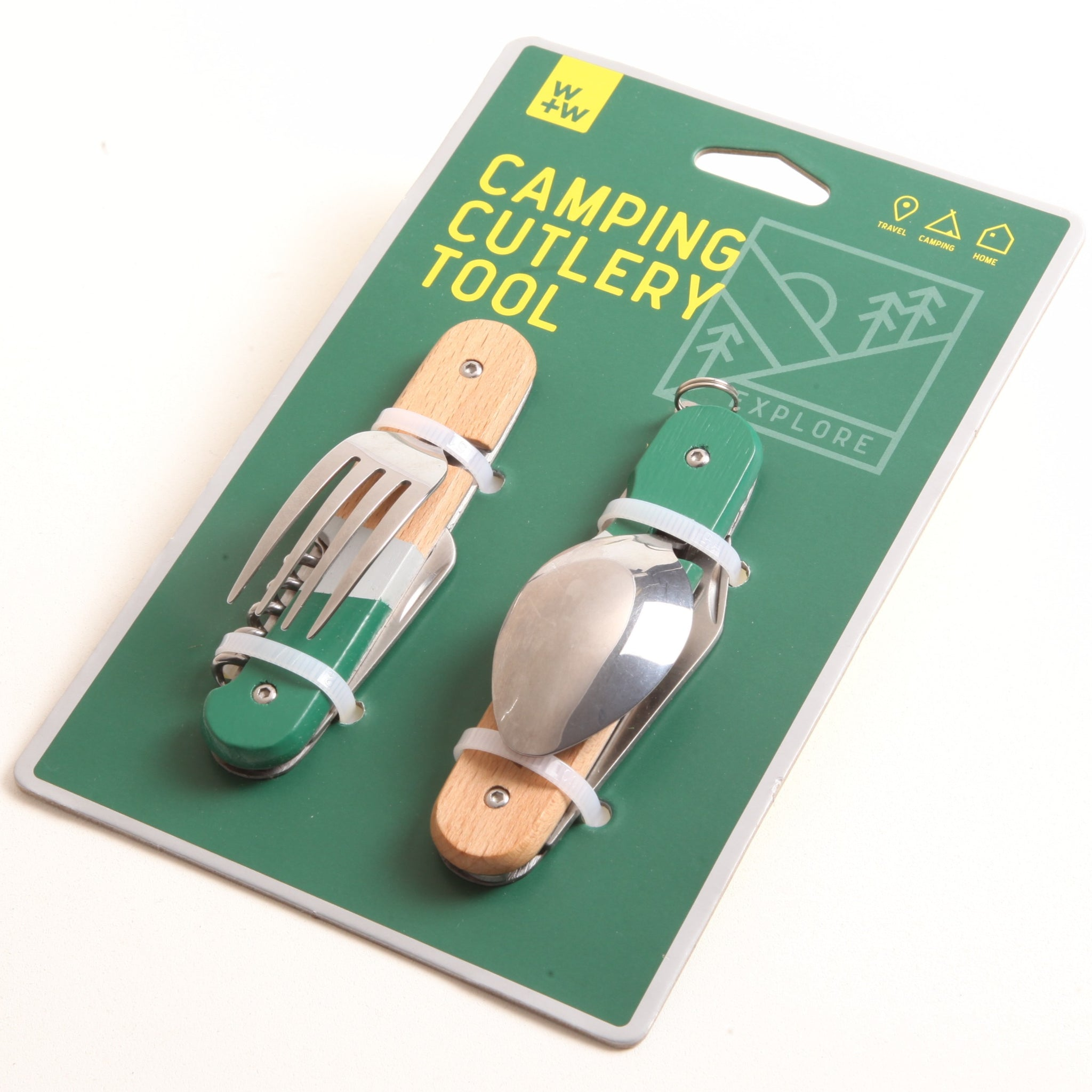 Camping Cutlery Tools