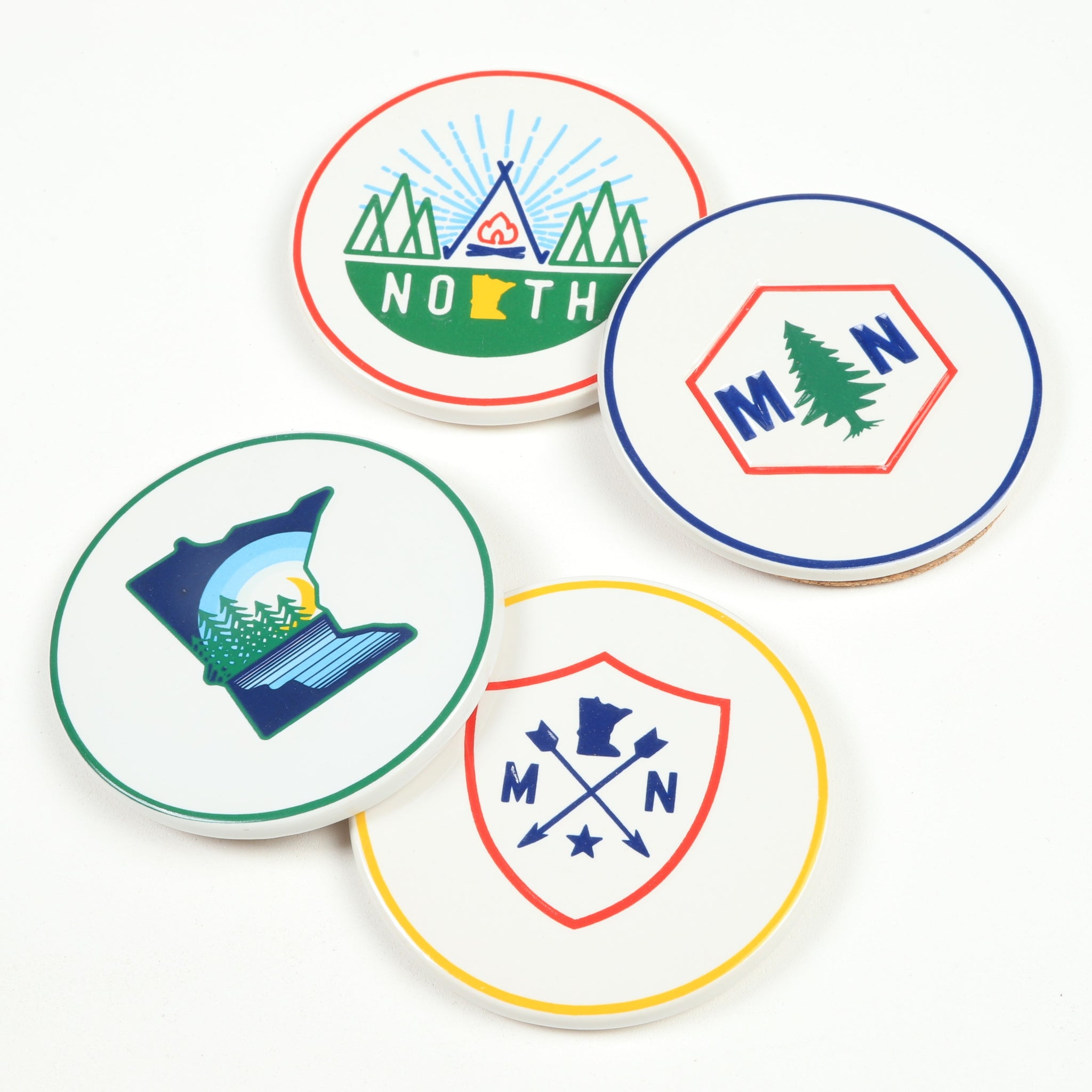 MN Camp Coasters