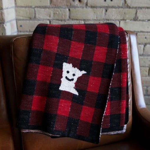 Buffalo Check MN Throw Blanket