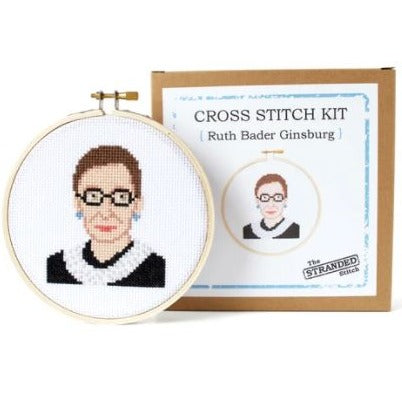 RBG Cross Stitch Kit