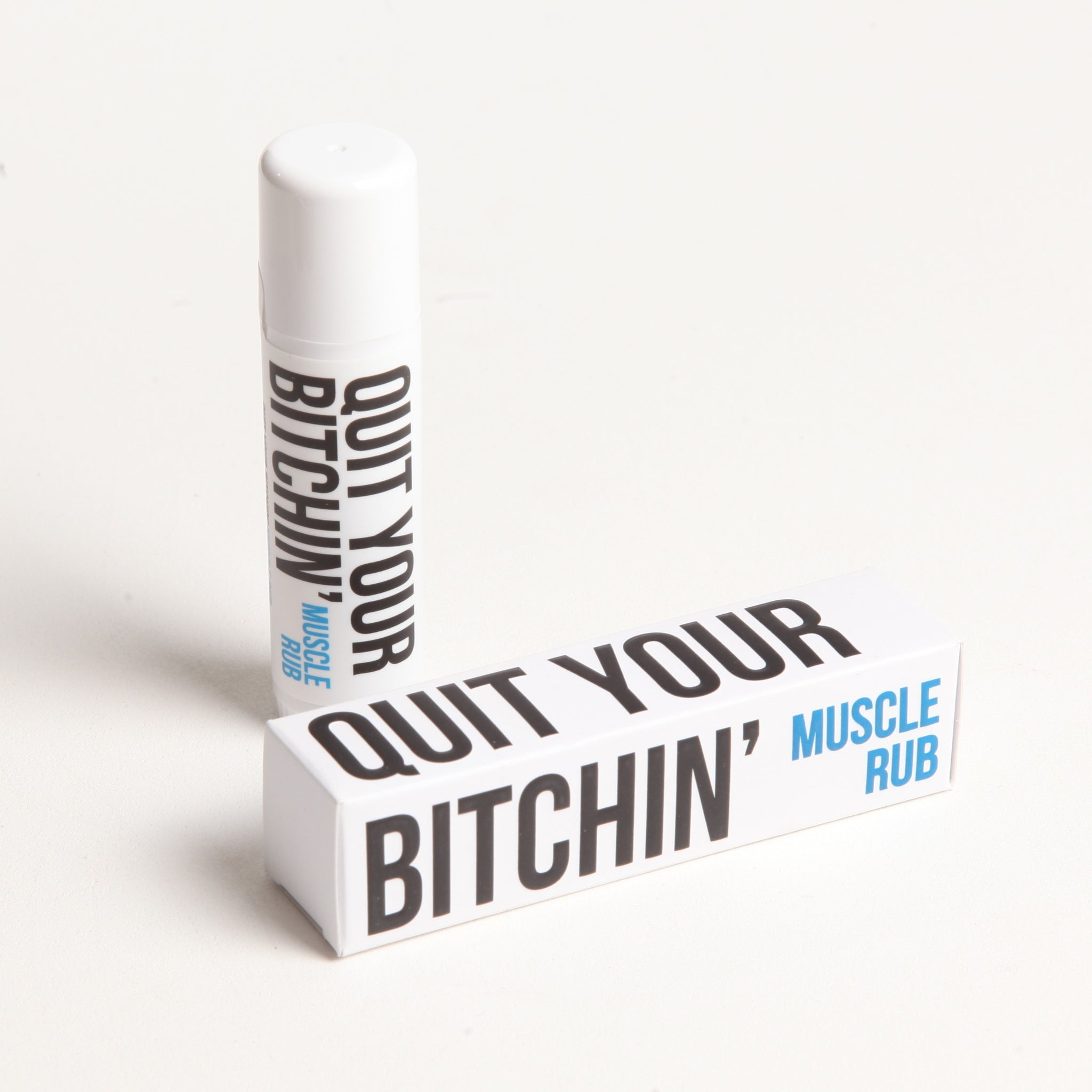 Quit Your B*tchin' Muscle Rub