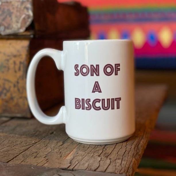 Son of a Biscuit Mug