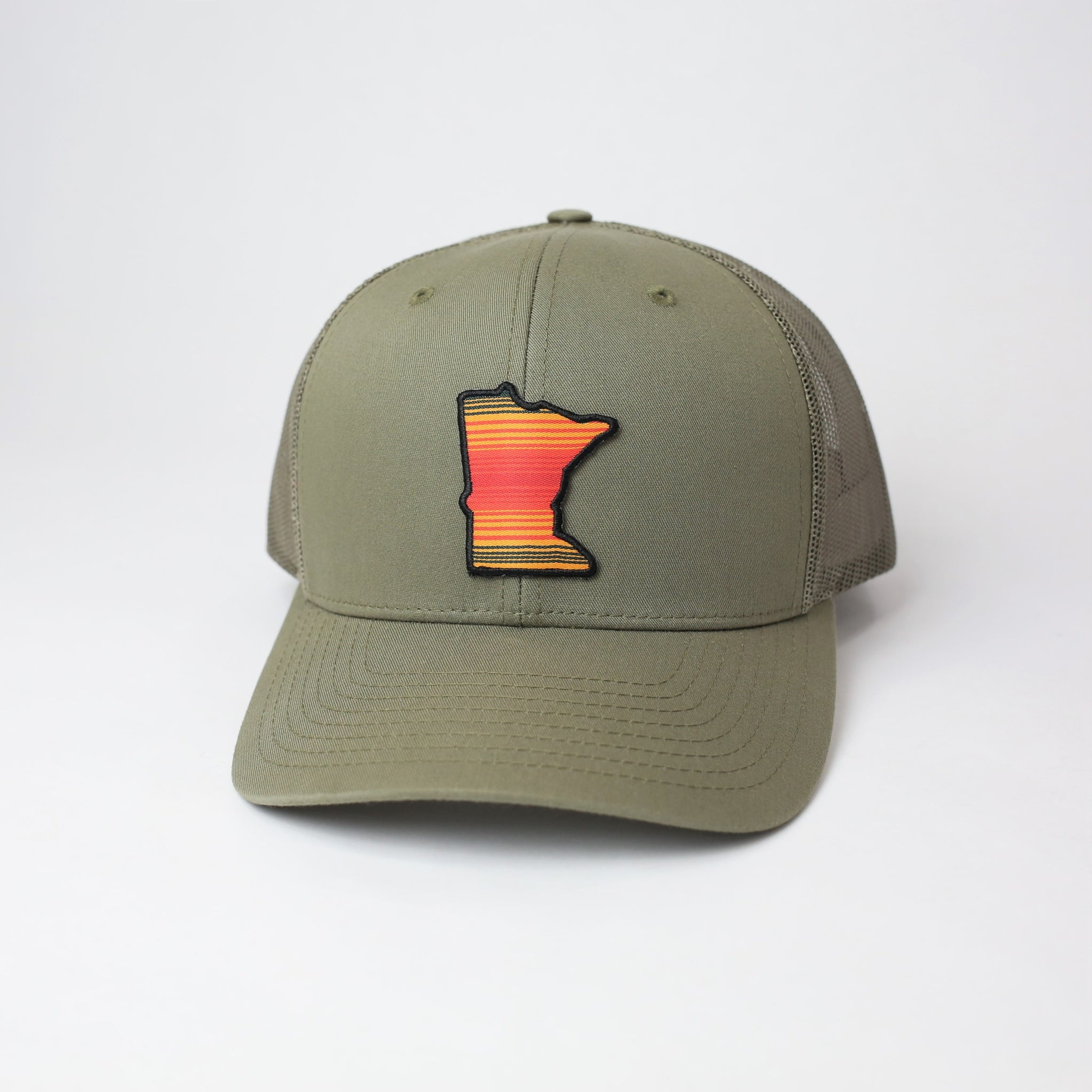 Minnesota Sunset Trucker Hat