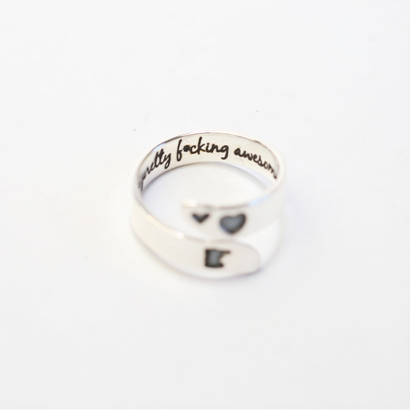 You're F*cking Awesome Ring