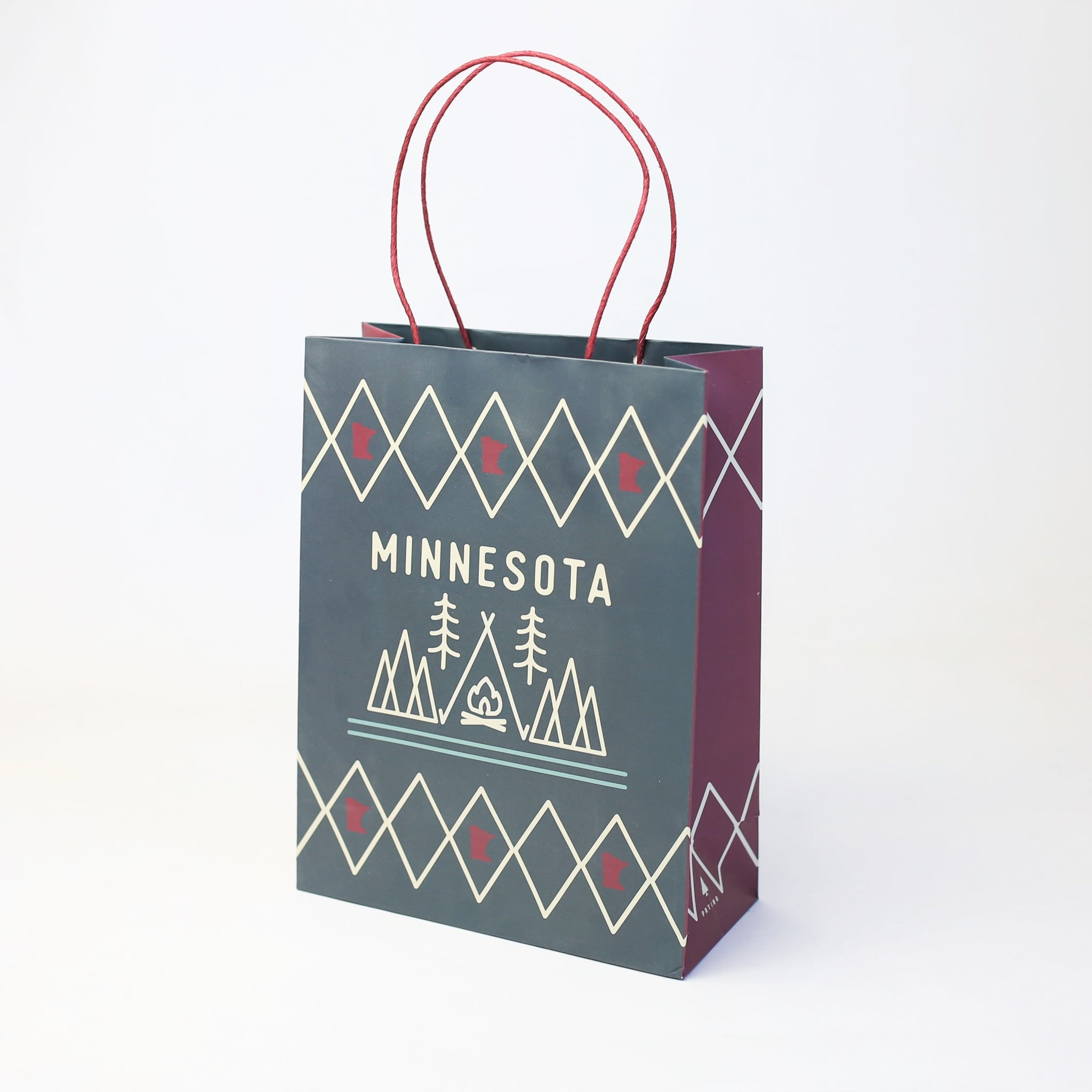 MN Forest Gift Bag