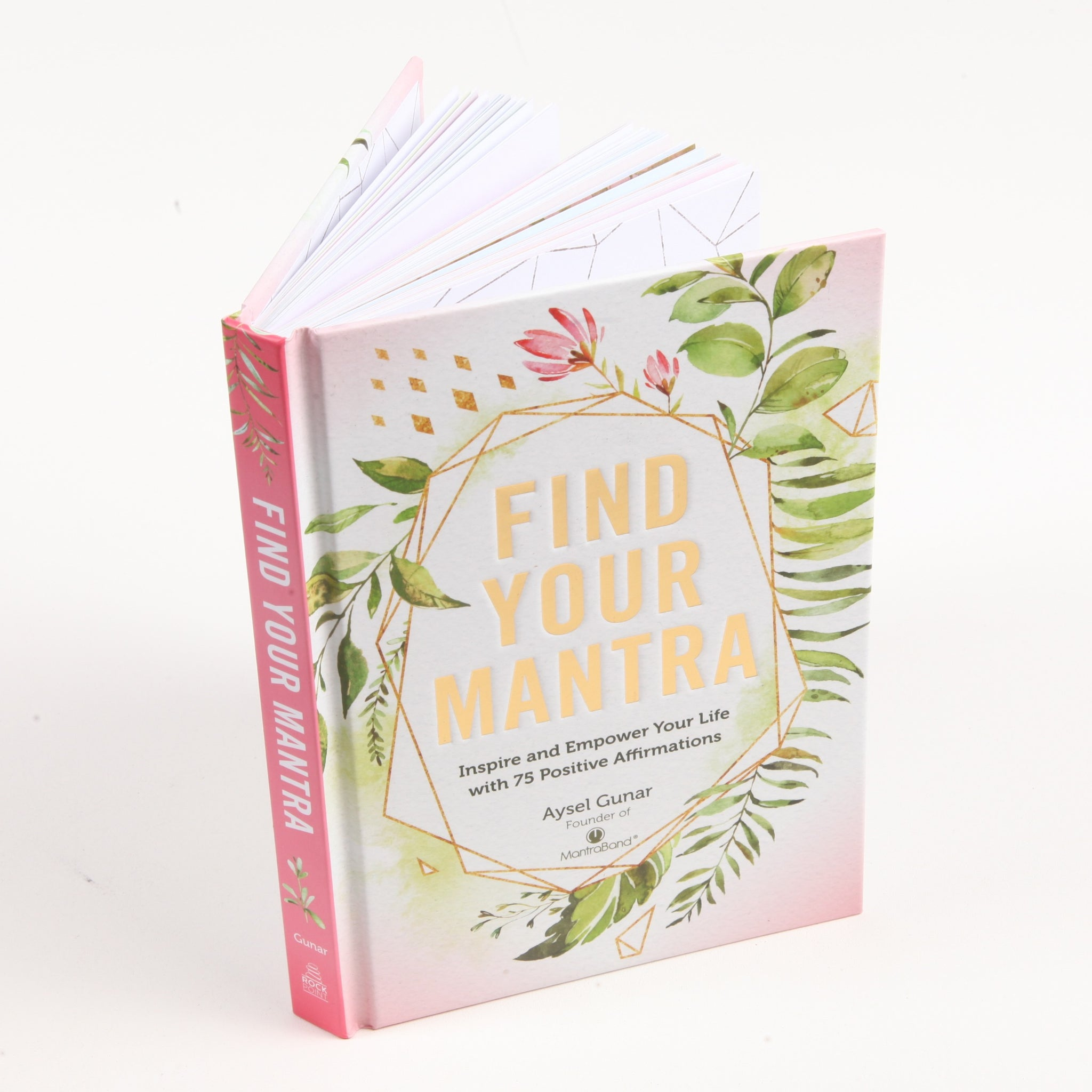 Find Your Mantra Book