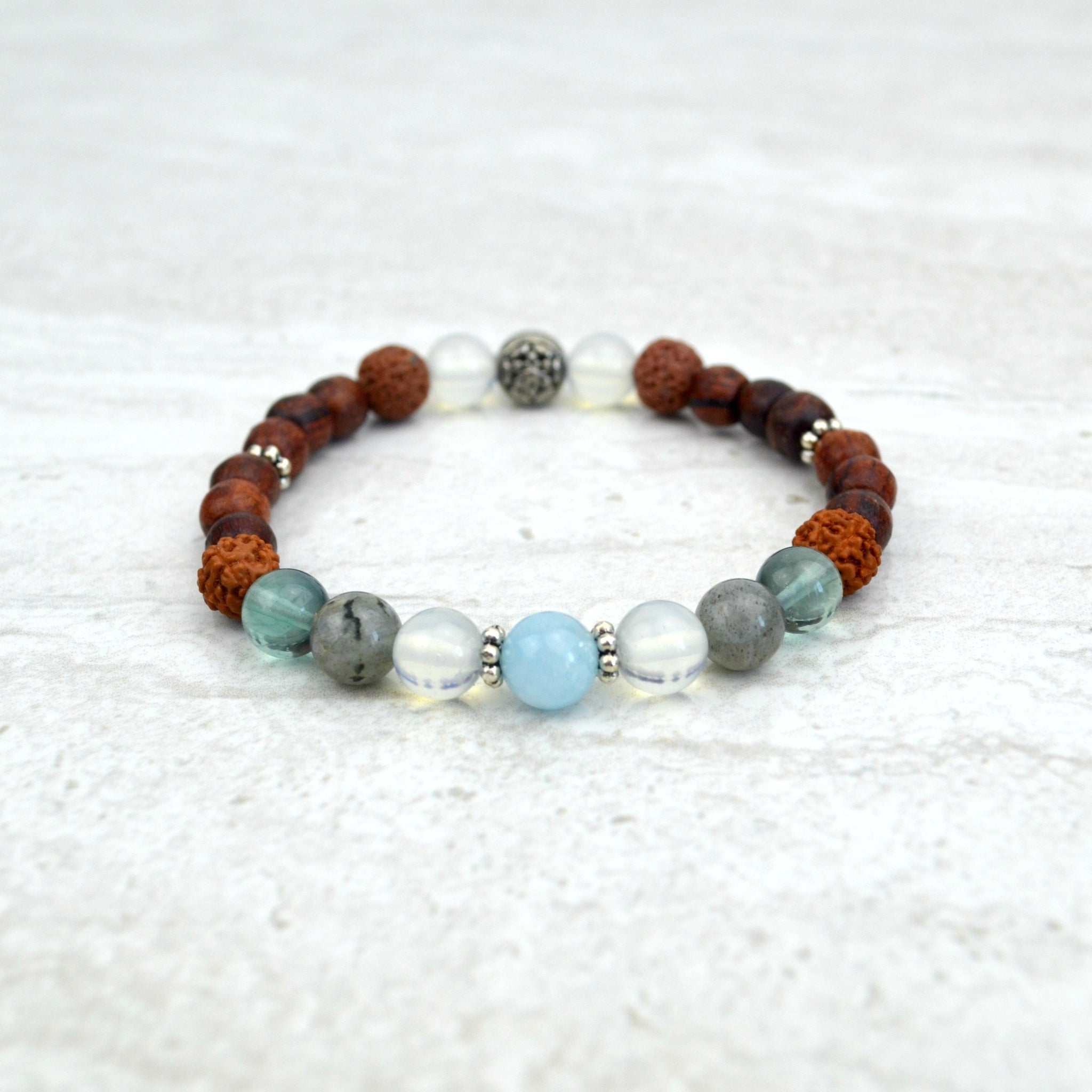 All Is Well Essential Oil Diffuser Bracelet