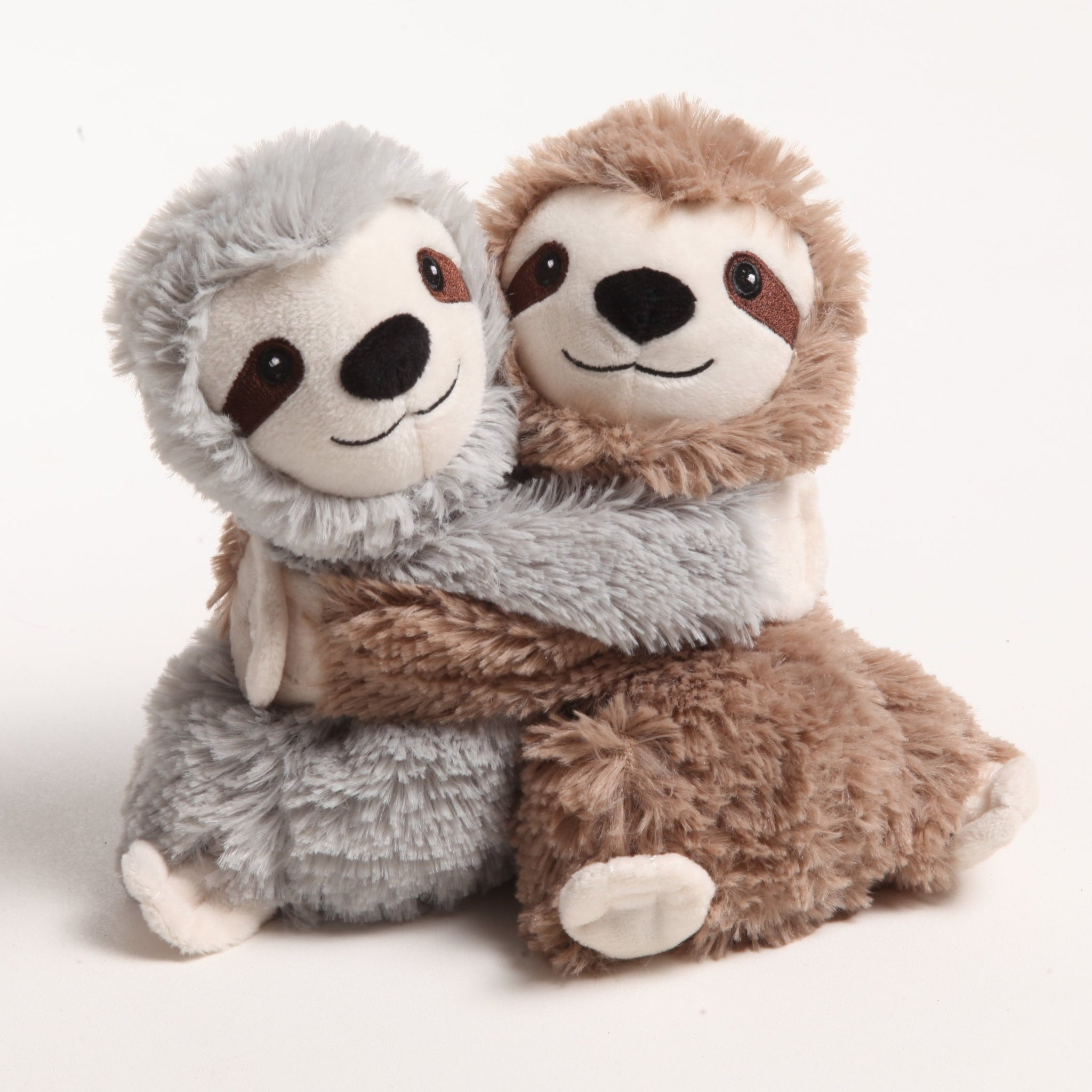Warmies Hugging Sloths Plush
