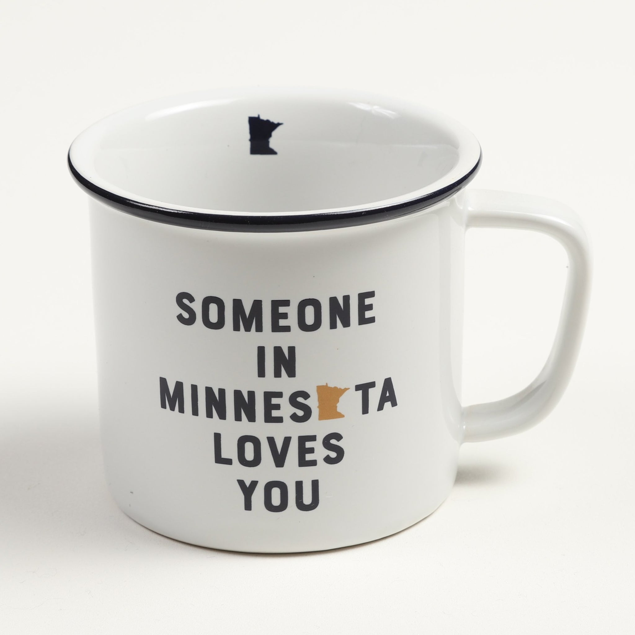 Someone in Minnesota Loves You Mug