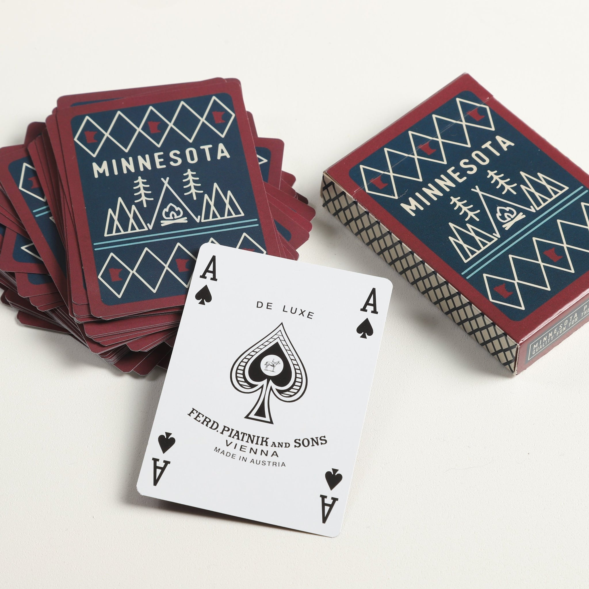 MN Adventure Playing Cards