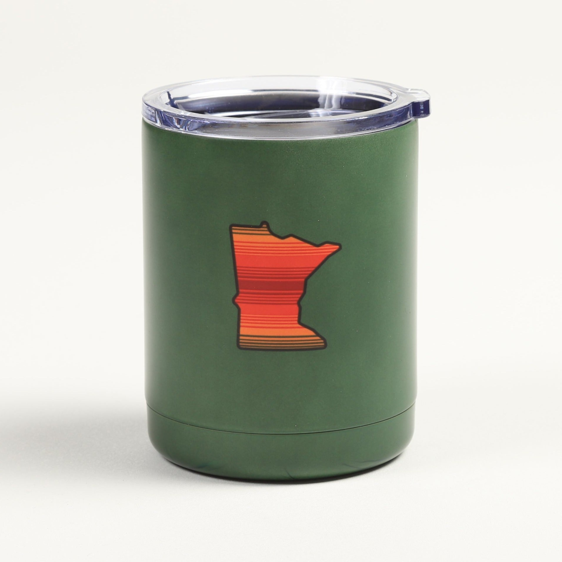 MN Sunset Low Ball Tumbler