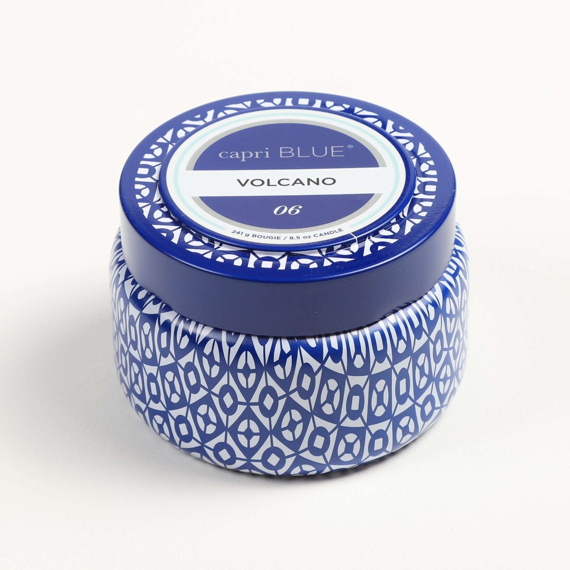 Blue Volcano Candle Collection