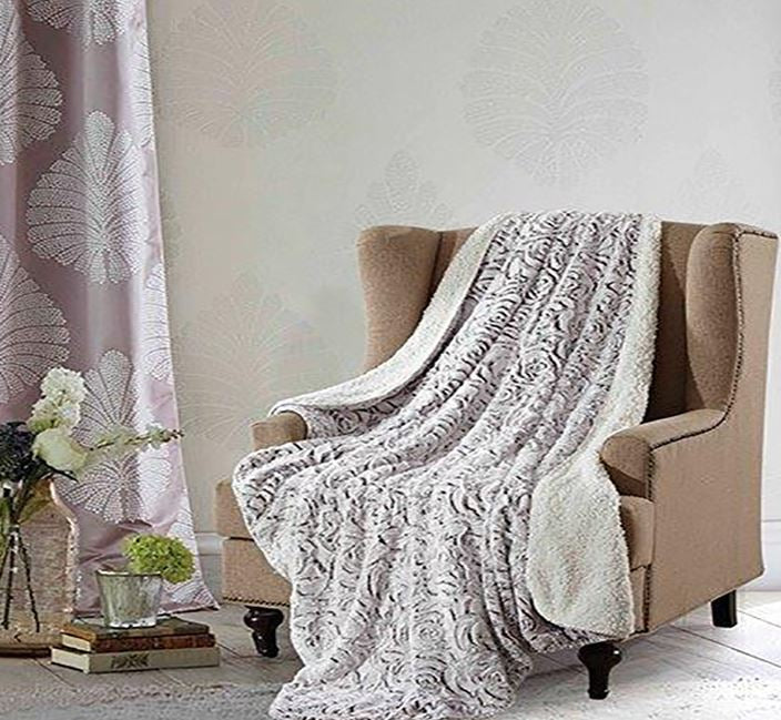 Soft Sherpa Throw Blankets