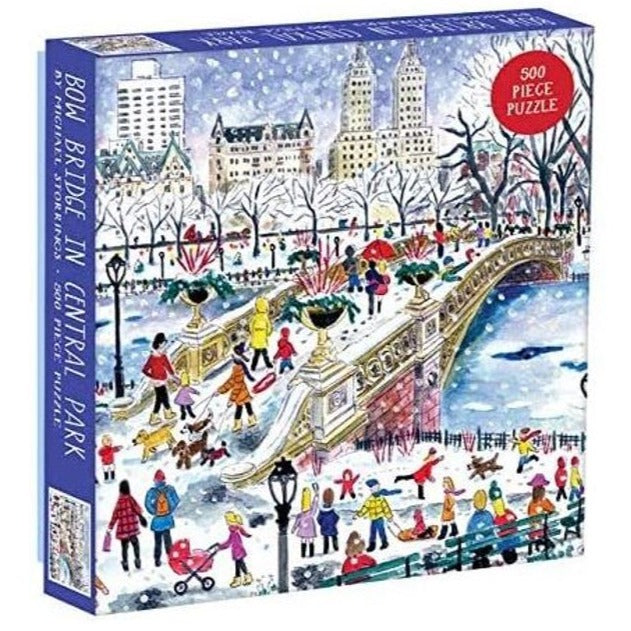 Bow Bridge Puzzle