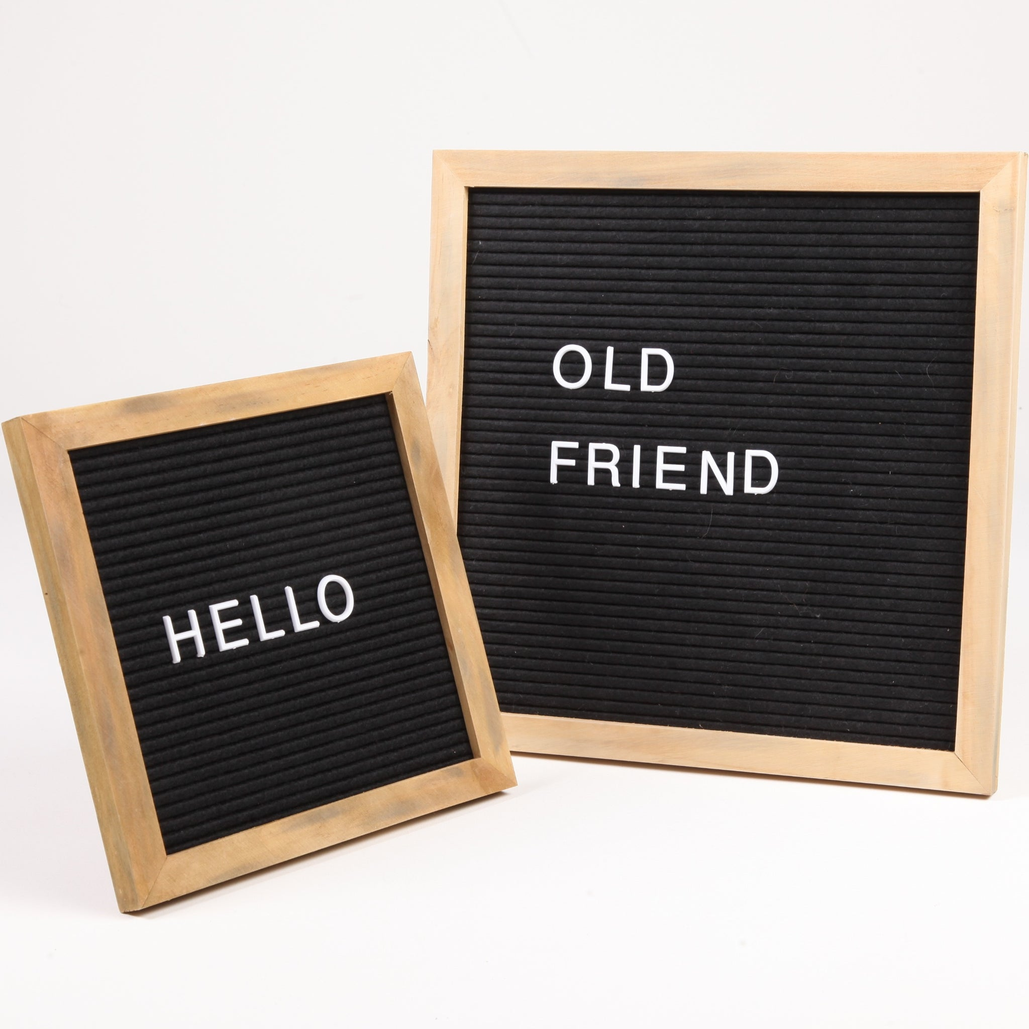 Black Letter Boards