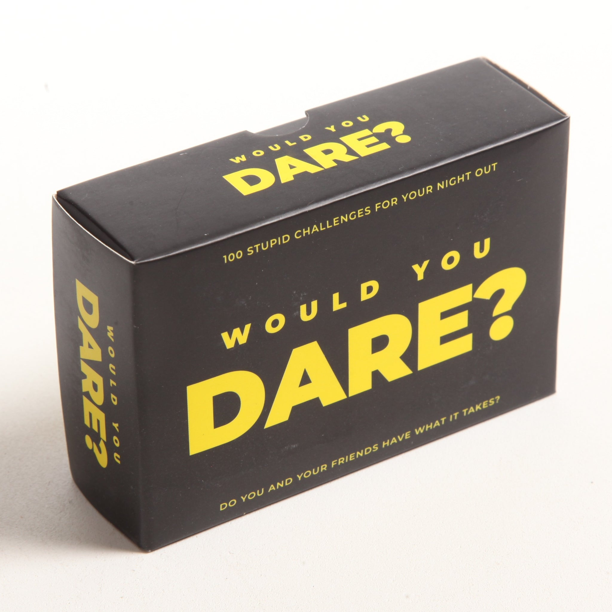 Would You Dare Game
