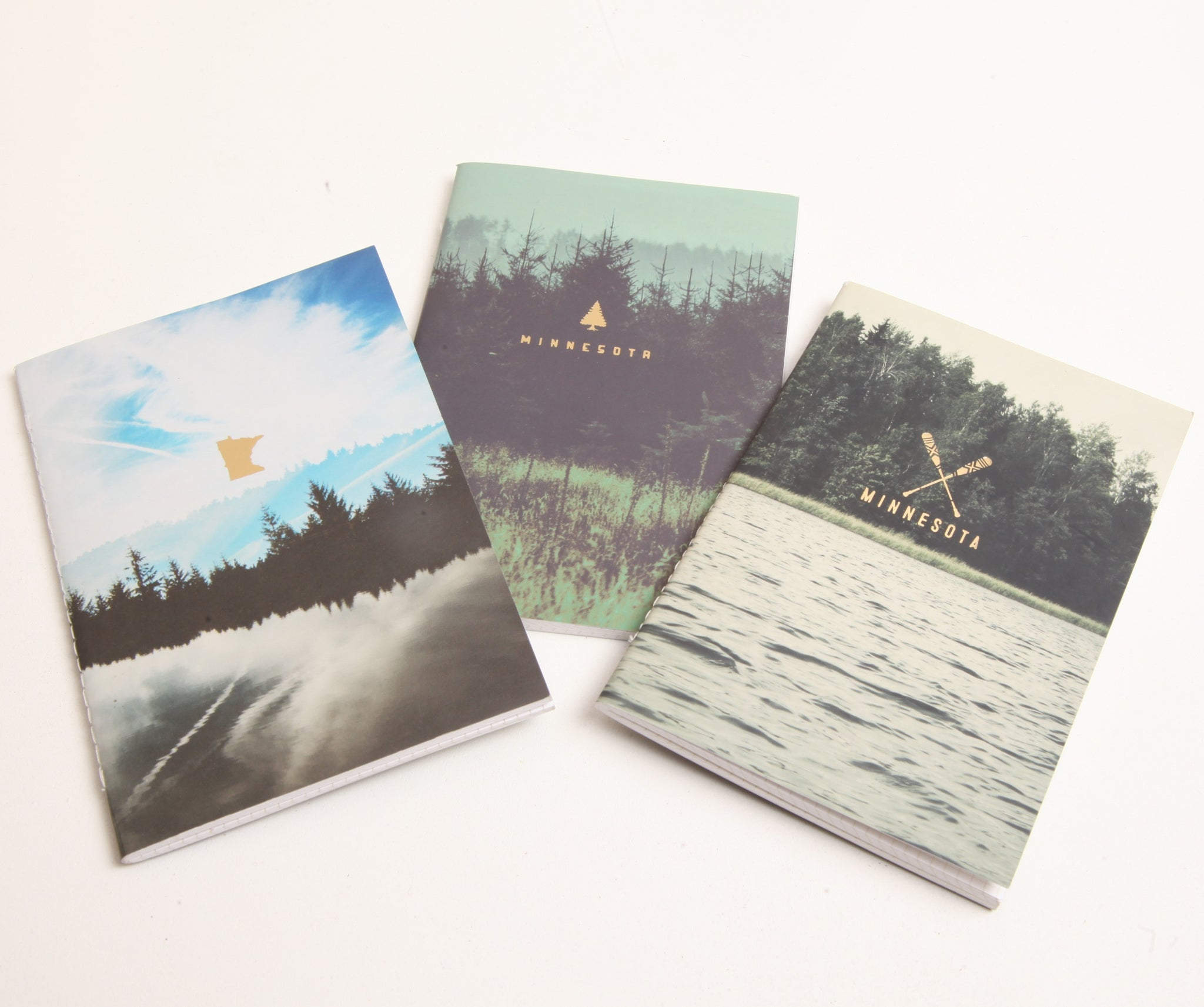 MN Outdoor Journal Set