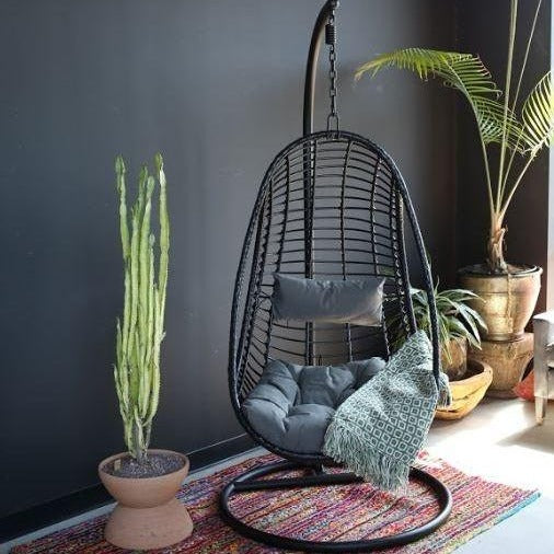 Black Hanging Chair