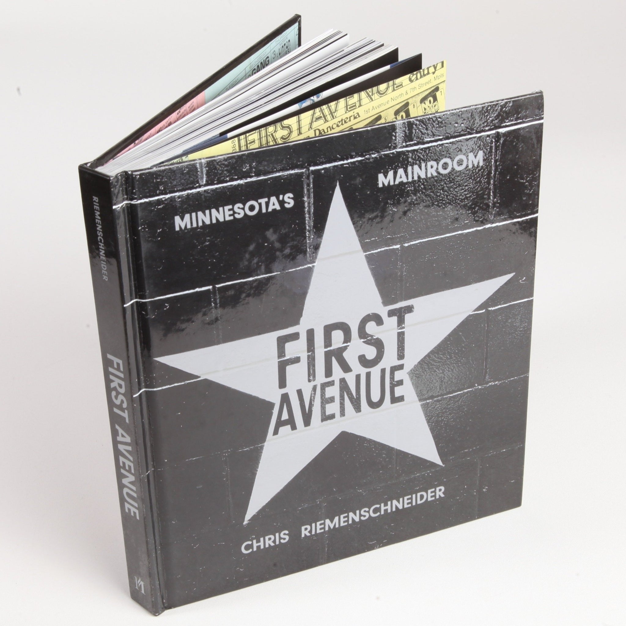 Mainroom First Ave Book