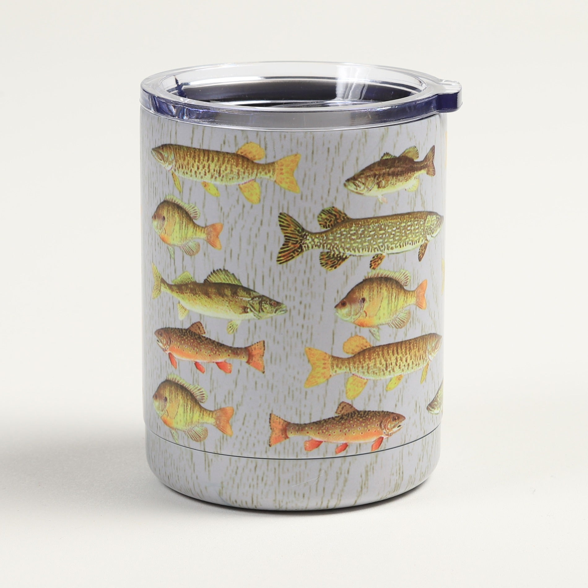 MN Fish Low Ball Tumbler