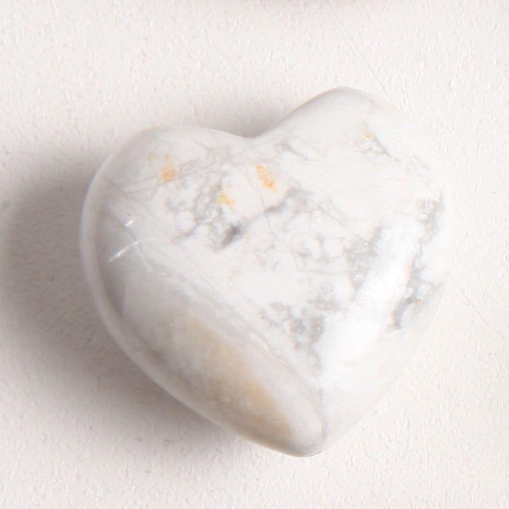Polished Mineral Hearts