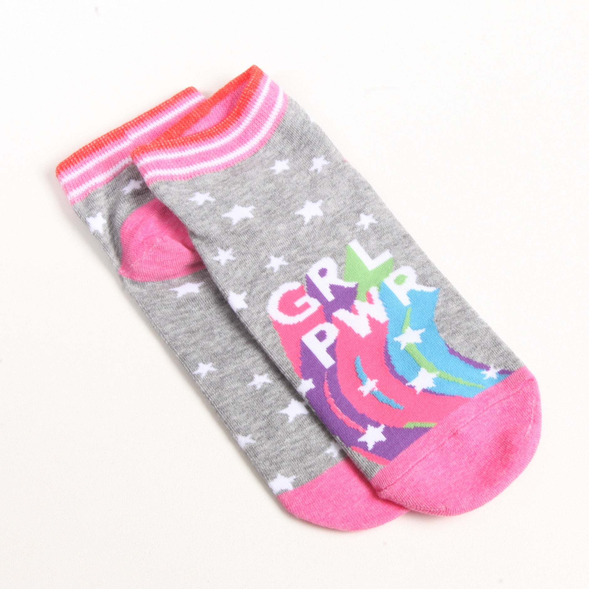 GRL PWR Ankle Sock
