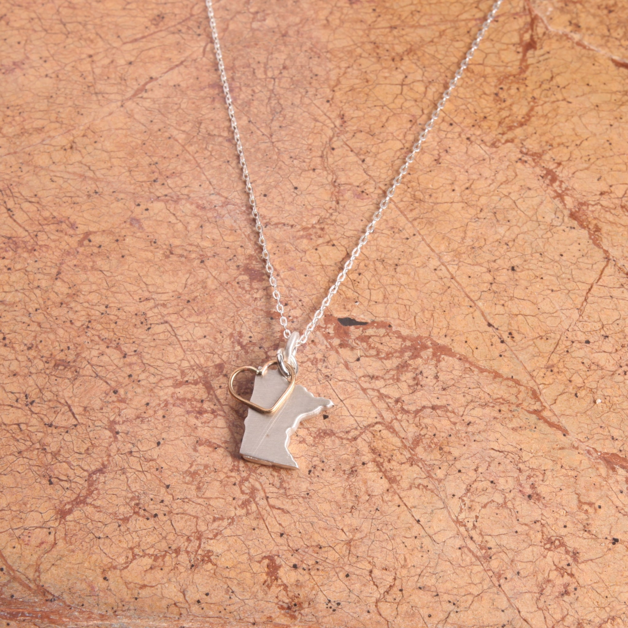 MN Love Necklace