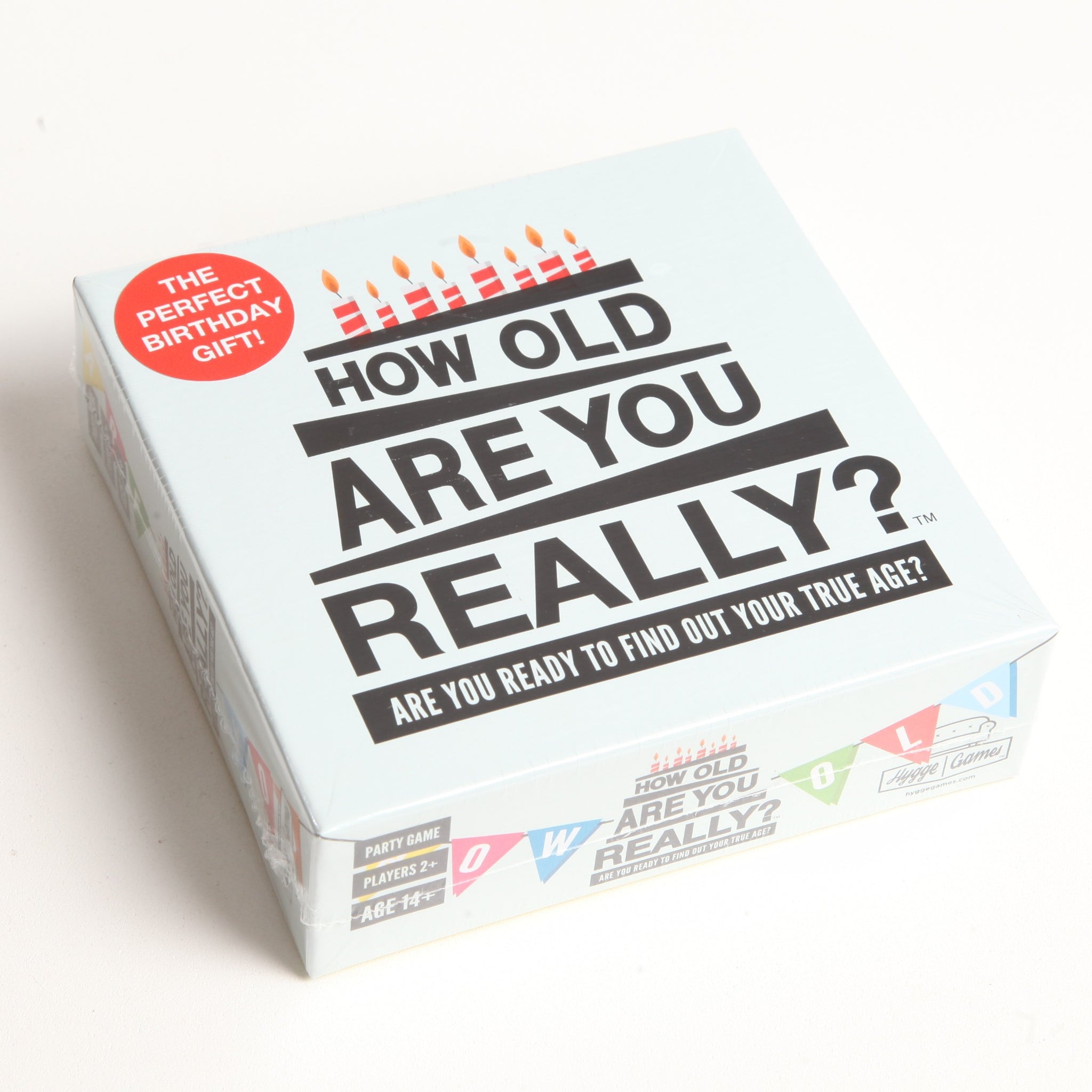 How Old Are You Really? Game