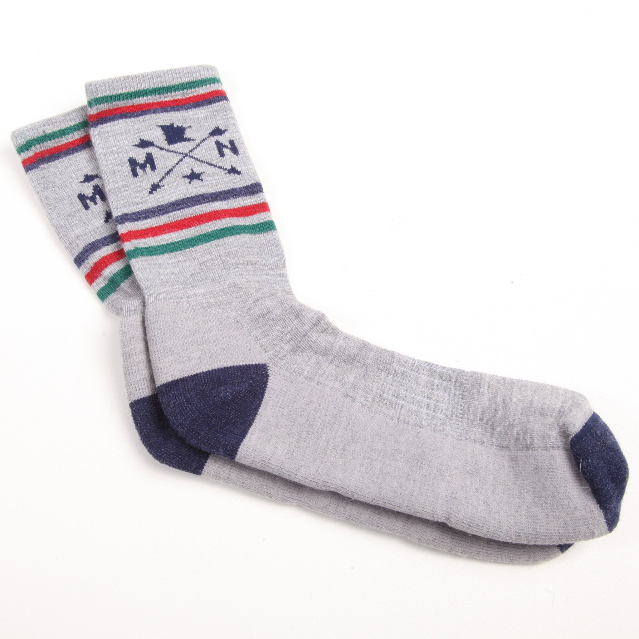 MN Arrow Wool Sock