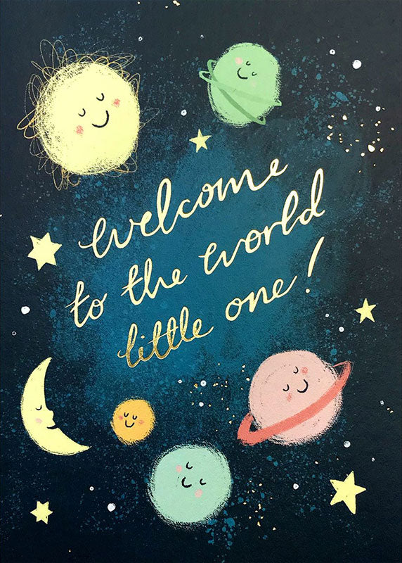 Welcome to World Baby Card