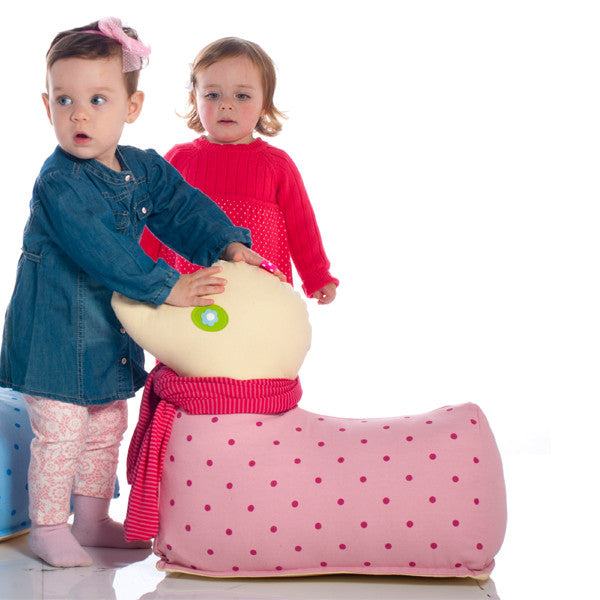 Pink duck bean bag  for children room ON SALE  Free shipping