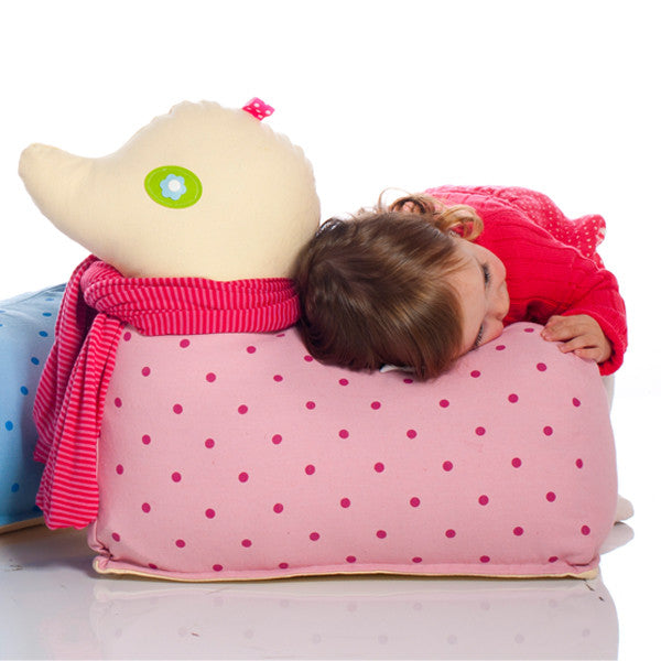 Pink duck bean bag  for children room ON SALE