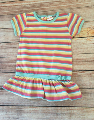 3-6 Months Striped Tunic Dress