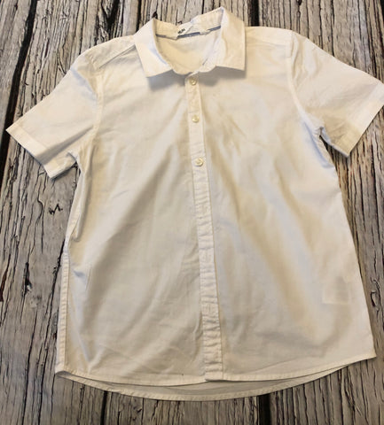 8-9 Years White Shirt
