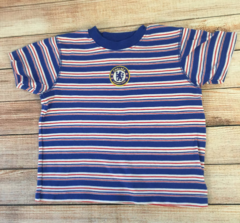 18-23 Months Striped Chelsea Shirt
