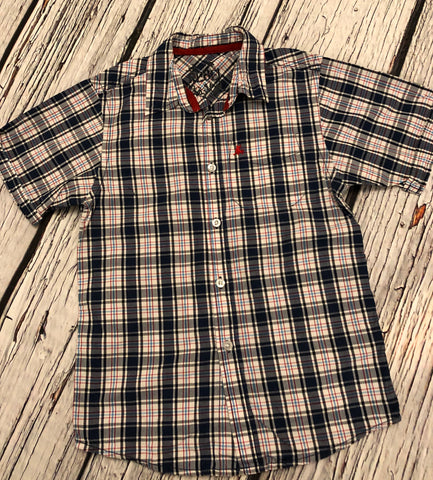 8-9 Years Checked shirt