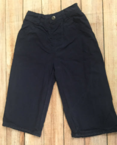 6-9 Months Lined Cargo Trousers