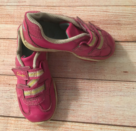 Size 5.5 F Lights Trainers