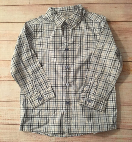 18-24 Months Checked Shirt