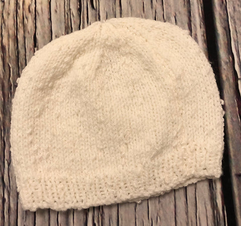 6-12 Months knitted hat