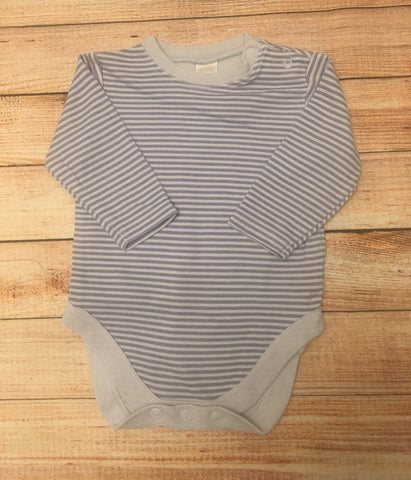 3-6 Months Striped Bodysuit