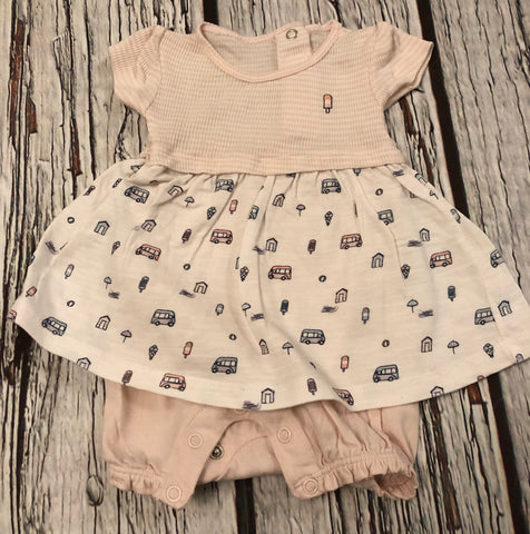 Newborn Romper Dress