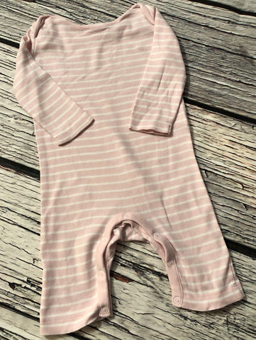 3-6 Months Designer striped Romper Suit