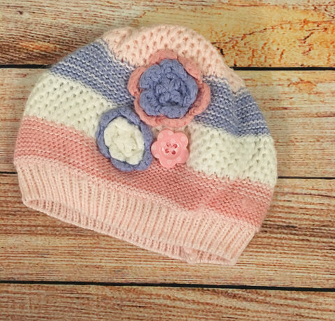 3-6 Months Cotton Lined Hat